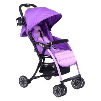 PaliItaly Tre.9 Stroller Fitness in Rio Purple
