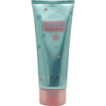 CURIOUS BRITNEY SPEARS by Britney Spears BODY POLISH 6.8 OZ for WOMEN -(Package Of 2)