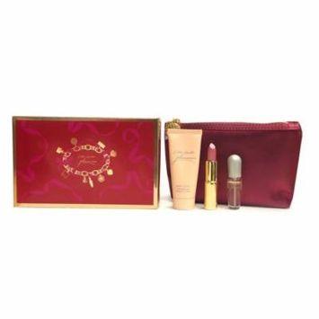 Estee Lauder Pleasures 4 Piece Travel Gift Set For Women