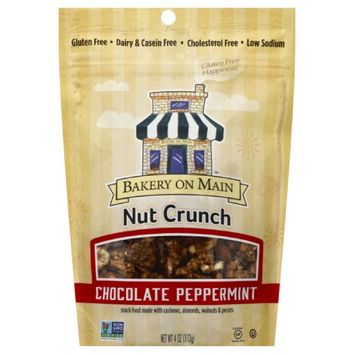 Bakery On Main NUT CRUNCH, CHOCO PPRMINT, (Pack of 6)