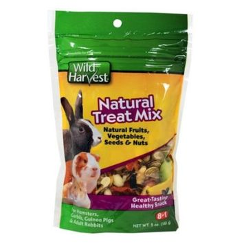 Wild Harvest Natural Treat Mix for Small Animals, 3 oz