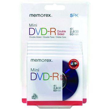 Memorex 05705 Dvd-R Mrx 5Pk Mi