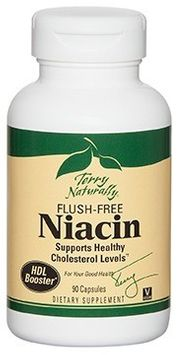 Europharma Terry Naturally Niacin Flush Free EuroPharma (Terry Naturally) 90 Caps