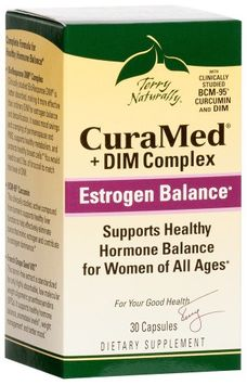 Europharma Terry Naturally CuraMed + DIM Complex EuroPharma (Terry Naturally) 30 Softgel