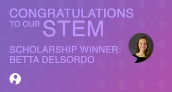 Influenster Women in STEM Winner: Betta Lyon-Delsordo
