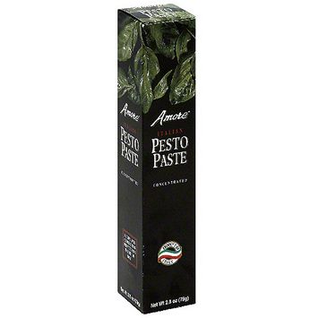Amore Italian Pesto Paste, 2.8 oz (Pack of 12)