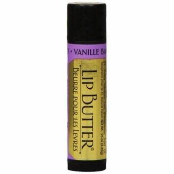 Honey House Naturals Lip Care Butter Tube Vanilla Berry 0.15oz
