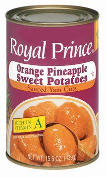Royal Prince Orange Pineapple Sweet Potatoes