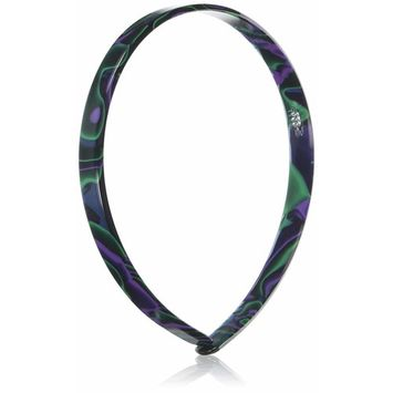 France Luxe 1/2 Ultracomfort Headband - Marble Amethyst