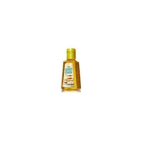 Bath Body Works PocketBac Hand Gel Sanitizer Lemon Meringue Cheer