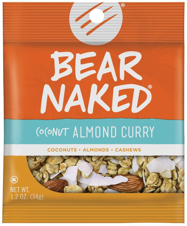 Bear Naked® Coconut Almond Curry Granola