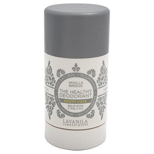Lavanila The Healthy Deodorant Sport Luxe Vanilla Breeze by LAVANILA