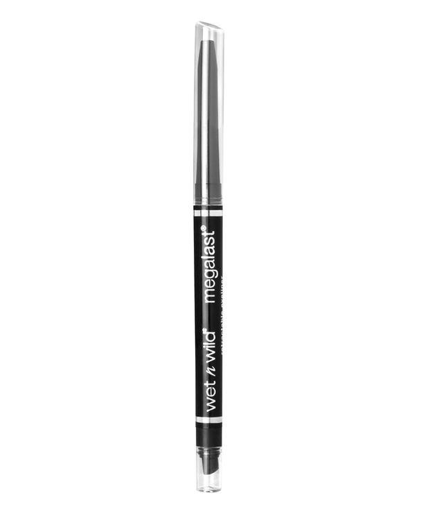 wet n wild MegaLast Retractable Eyeliner-Blackest Black