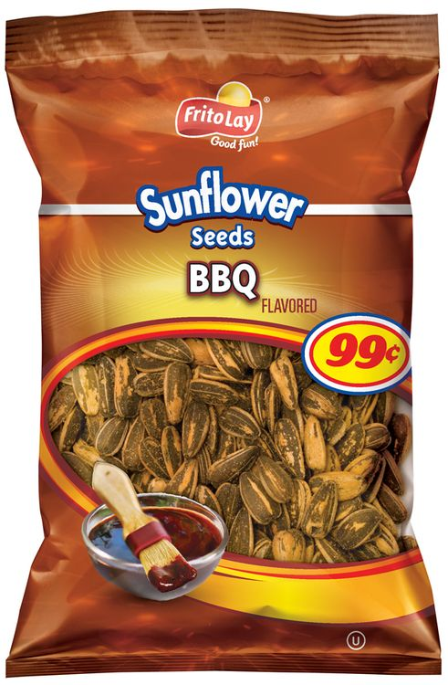 frito lay® bbq flavored sunflower seeds