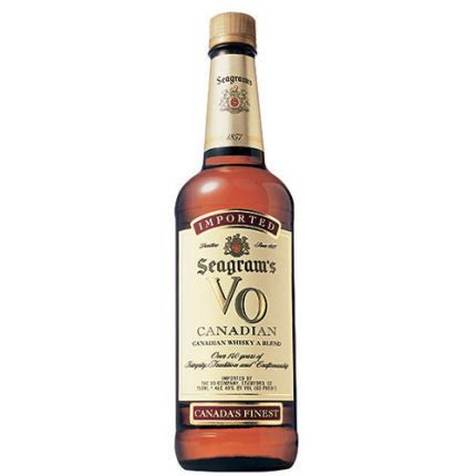 Seagram's VO Canadian Whiskey Blend