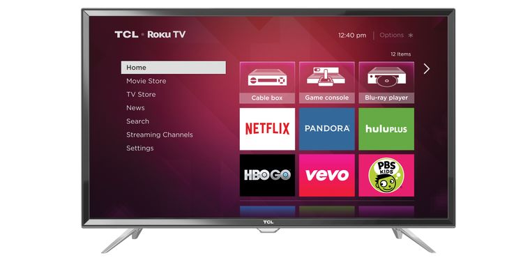 TCL Decorator 55FS3850 55in. 1080p LED-LCD TV - 16:9 - HDTV 1080p