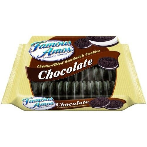 Famous Amos Chocolate Sandwich Cookies