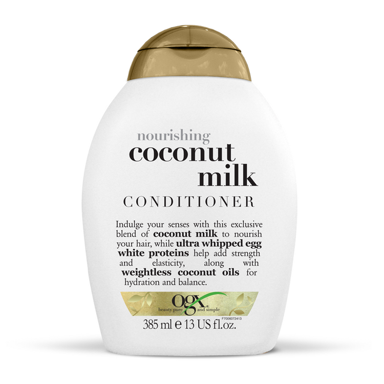 OGX® Coconut Milk Conditioner