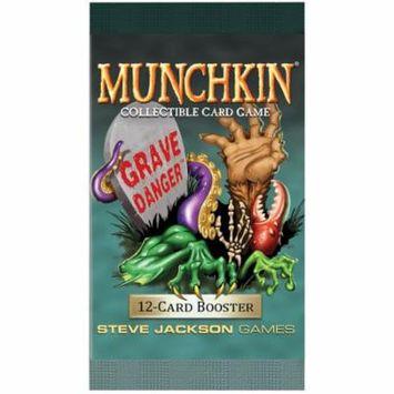 Munchkin Grave Danger Booster Pack