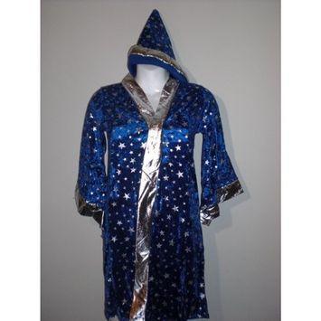 L.V. Child Size 4-6 Magic Wizard Costume