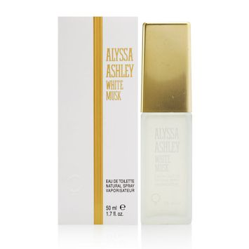 Alyssa Ashley White Musk Eau de Toilette Spray 50ml