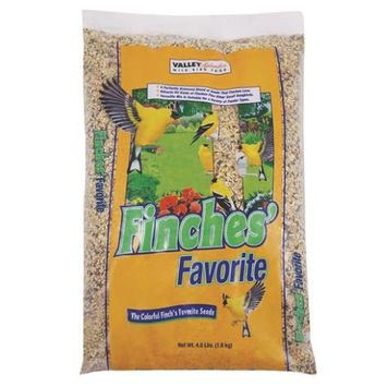 Valley Splendor Finch Food 336 By Red River Commodities