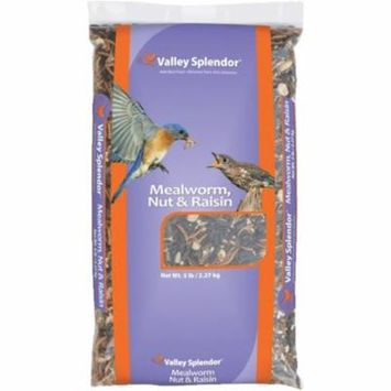 Red River Commodities 5lb Mealworm Bird Food 009347