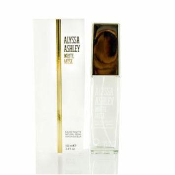 ALYSSA ASHLEY WHITE MUSK/ALYSSA ASHLEY EDT SPRAY 3.4 OZ (100 ML) Women's Fragrances