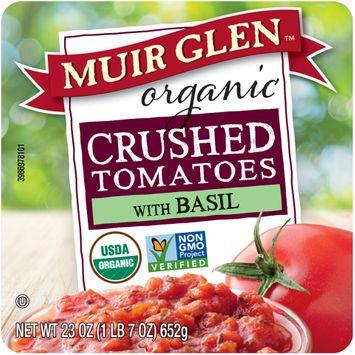 Muir Glen™ Organic Crushed Tomatoes with Basil