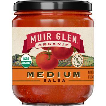Muir Glen Organic Medium Salsa, 16 oz