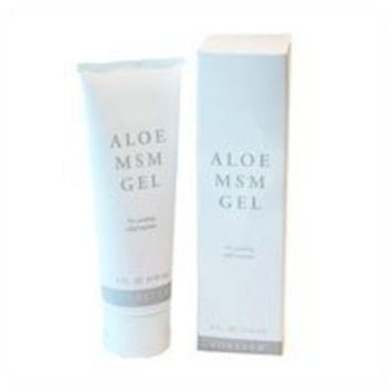 Forever Living Products ALOE MSM GEL, 4 oz.