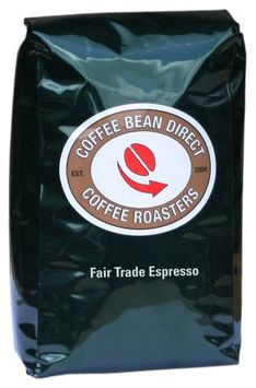 Coffee Bean Direct Whole Bean Coffee - Espresso Blend - 5 lb