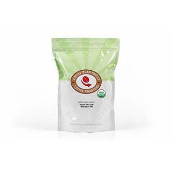Coffee Bean Direct Nicaraguan, Shade Grown Organic Fair Trade Whole Bean Coffee, 16-Ounce Bags (Pack of 3)