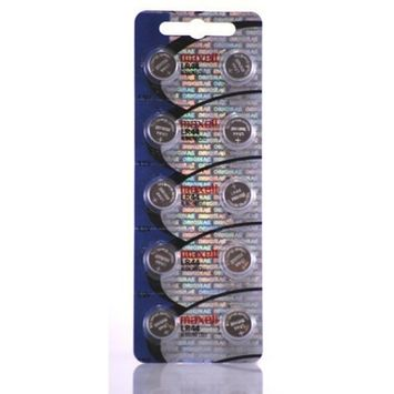 50 x AG13/LR44/A76 Alkaline button cell battery