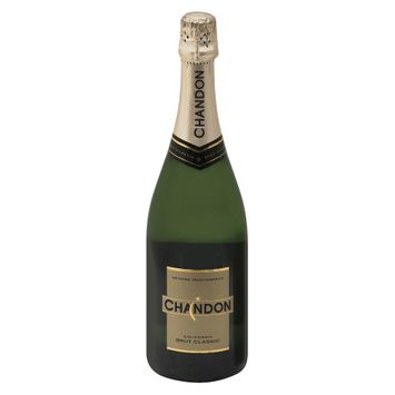 Moet Hennessey Usa Chandon California Brut Classic Champagne 750 ml