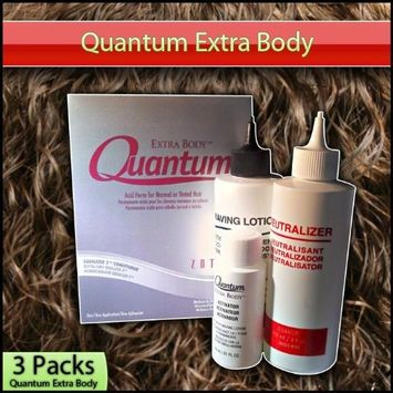 Quantum - Extra Body Acid Perm 3 Pack