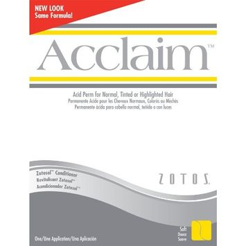 Acclaim Acid Regular Hair Perm Kit (Pack of 6)