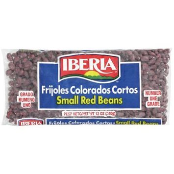 Iberia Foods Corporation Beans, Small Red, 12 oz (340 g)
