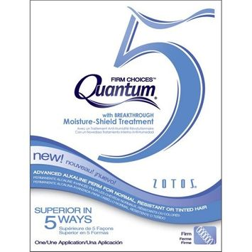 Zotos Quantum 5 Firm Choices Alkaline Perm for One Application
