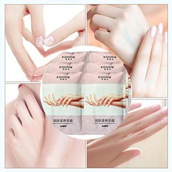DZT1968 1pc/51g Exfoliating Moisture White Hand Mask remove calluses corns Mask Makeup