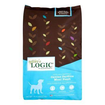 Nature's Logic Canine Sardine Meal Feast Dry Dog Food