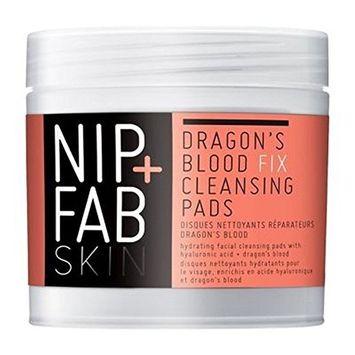 Nip+Fab Dragons Blood Fix Pads 80Ml - Pack of 2