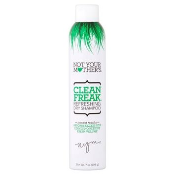 Not Your Mother's Clean Freak Refreshing Dry Shampoo 7.0 oz.(pack of 12)