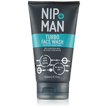 NIP+MAN - Turbo Face Wash Deep Clean Facial Wash - 5.1 oz.