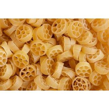 Italian Pasta Noodles (Wagon Wheels, 5 LB)