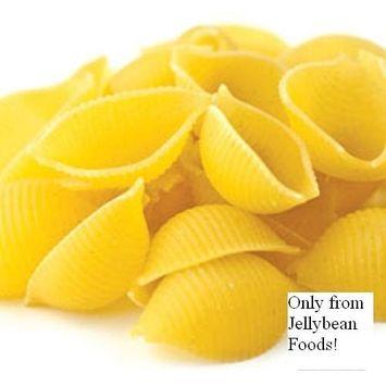 Italian Pasta Noodles (Large Shells, 2 LB)