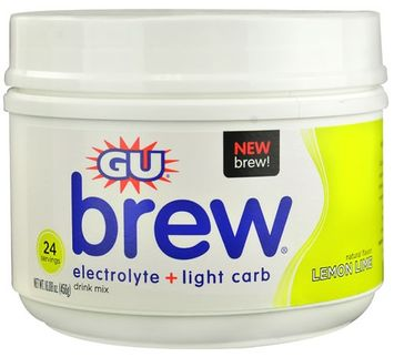 Gu Sports GU Hydration Drink Mix Canister Lemon Lime, One Size