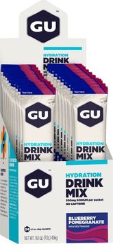 Gu Sports GU Hydration Drink Mix 24 CT. Stick Pack