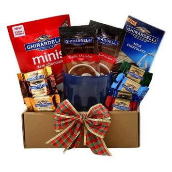 The Gifting Group Ghirardelli Sampler