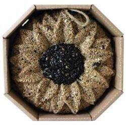 Pine Tree Farms PTF1363 Bird Food Sunflower Wreath